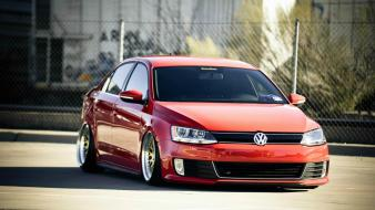 Cars tuning volkswagen jetta wallpaper