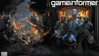 Characters gears of war judgement war: judgment wallpaper