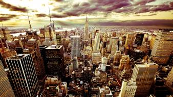Cityscapes new york city upscaled wallpaper