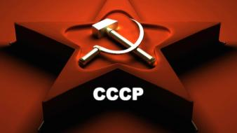 Communism ussr hammer and sickle wallpaper