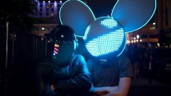Daft punk deadmau5 guy manuel de homem christo Wallpaper
