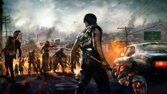Dead rising 3 game video games Wallpaper