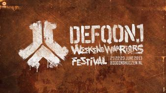 Defqon hardcore music q-dance defqon.1 weekend warriors wallpaper
