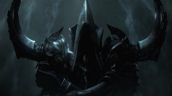 Diablo iii malthael angels blizzard wallpaper