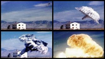 Explosions military intelligence bombe wallpaper