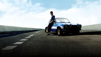 Fast and furious racing action thriller 6 Wallpaper