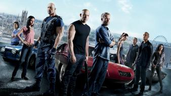 Fast six wallpaper