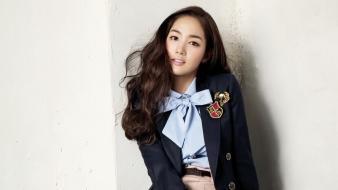 Hair park min young photo shoot stills wallpaper