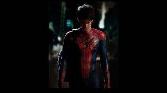 Heroes peter parker andrew garfield the amazing wallpaper