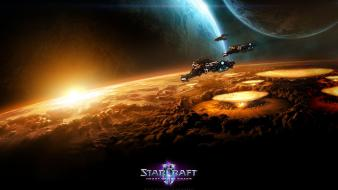 Ii: heart of the swarm science fiction wallpaper