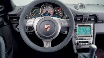 Interior 2008 porsche 911 gt2 wallpaper