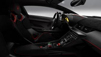Lamborghini interior aventador Wallpaper
