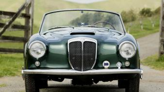 Lancia aurelia gt convertible cars wallpaper
