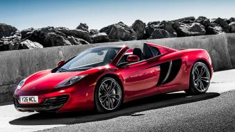 Mclaren mp4-12c spider wallpaper