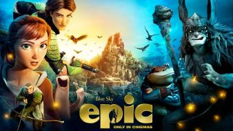 Movies animated epic (movie) wallpaper