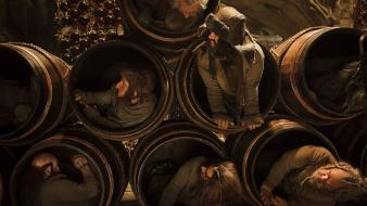 Movies dwarfs the hobbit hobbit: desolation of smaug wallpaper