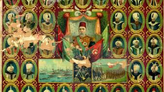 Ottoman empire turkish dynasty wallpaper