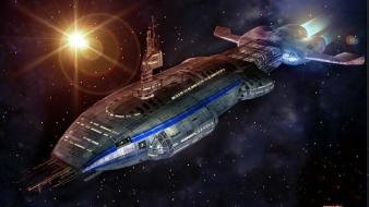Spaceships mmo darkspace icc Wallpaper
