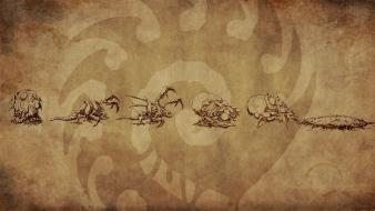 Starcraft zerg artwork ii banelings zergling wallpaper