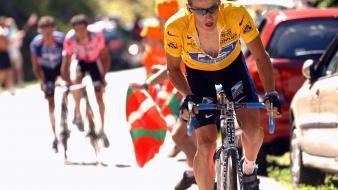 Tour de france lance armstrong cycles psychopaths wallpaper