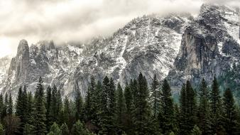 Usa california hdr photography yosemite national park Wallpaper