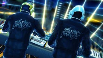 Video games daft punk activision dj hero wallpaper