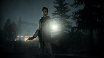 Video games pc alan wake power remedy entertainment wallpaper