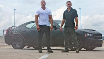 Vin diesel fast and furious dodge charger Wallpaper