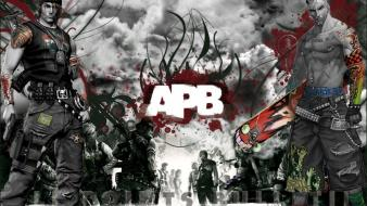 All points bulletin apb reloaded wallpaper