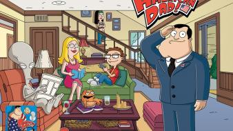 American dad tv shows Wallpaper