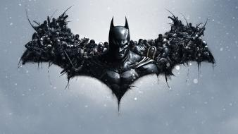 Batman batman: arkham origins asylum city wallpaper