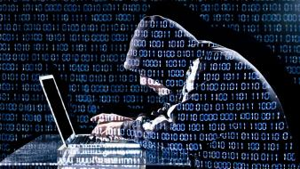 Binary hackers hoodies laptops numbers wallpaper