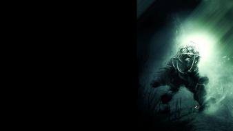Bioshock rapture gavade 2k underwater fan art Wallpaper