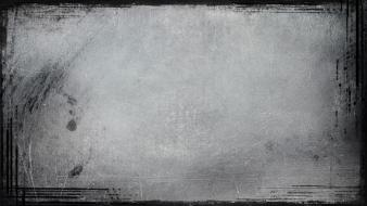 Black grunge gray textures wallpaper