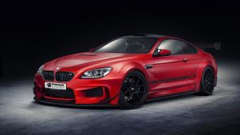 Bmw m6 cars red wallpaper