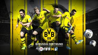 Bvb bundesliga fifa german ilkay gündogan wallpaper