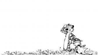 Calvin and hobbes Wallpaper