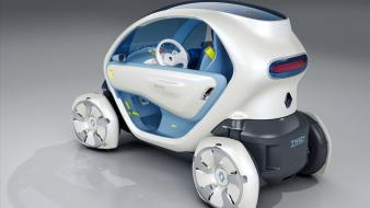 Cars design renault twizy wallpaper