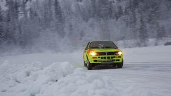 Cars racing artic drift speed hunters gatebil wallpaper
