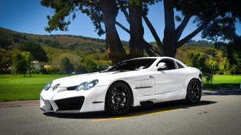 Cars tuning mercedes-benz slr mclaren wallpaper