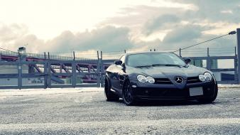 Cars vehicles mclaren slr mercedes-benz mercedes benz automobile wallpaper