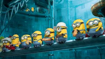 Despicable me 2 game minions photograph wallpaper
