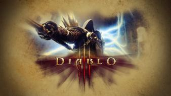 Diablo tyrael desu video games wallpaper