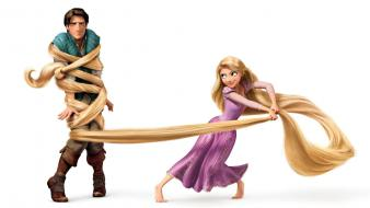 Disney company movies tangled rapunzel wallpaper