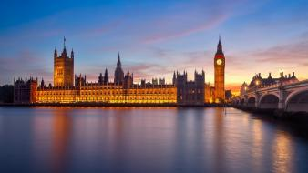 England london parliament united kingdom cities wallpaper