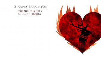 Game of thrones stannis baratheon Wallpaper