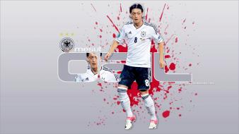 Germany mesut ozil futbol Wallpaper