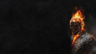 Ghost rider skulls wallpaper