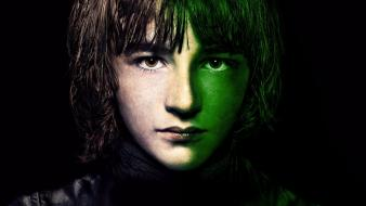 Green actors game of thrones tv series faces wallpaper