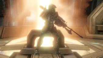 Halo snipers sniper rifles infinity 4 wallpaper